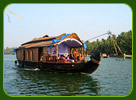 Kollam Backwater Houseboat