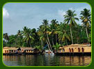 Kumarakom Backwater Houseboats